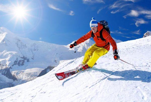 Seguro de viaje de esquí y snow