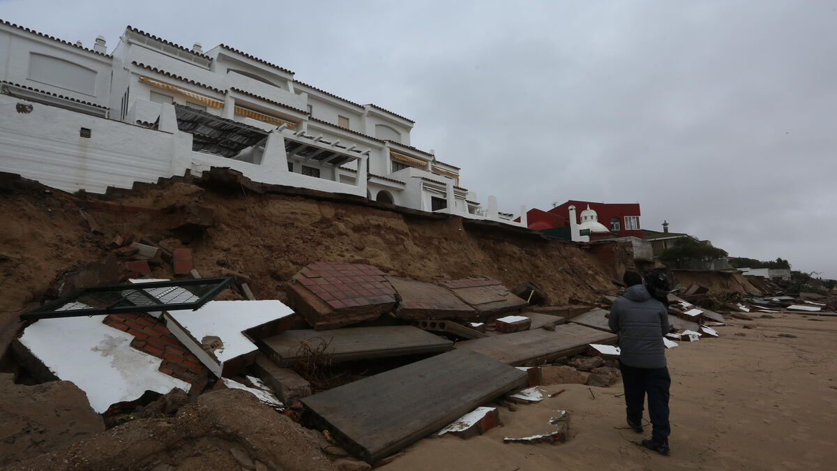 ¿Qué debe hacer un asegurado si ha sufrido daños por un temporal?